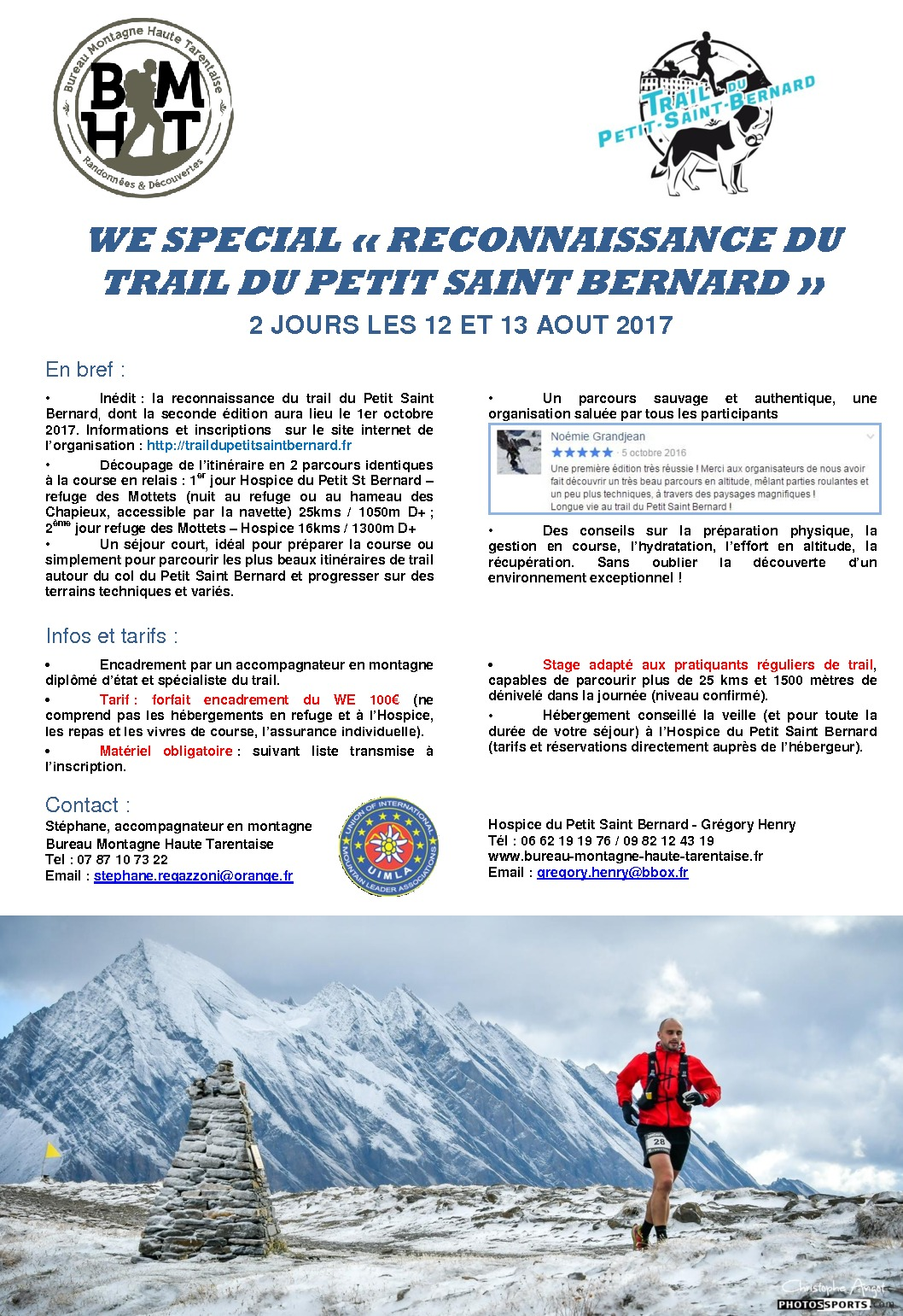 thumbnail of Programme WE trail spécial reco TPSB